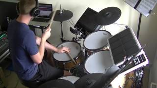 LINKIN PARK - From the Inside - Drum Cover (DrummerMattUK)
