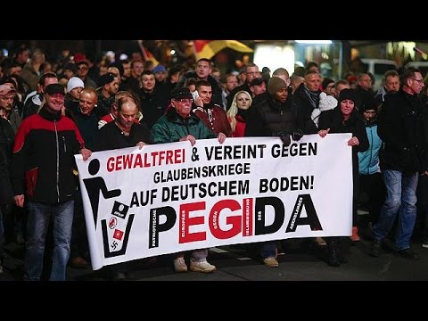 Pegida Anti-islam Protests Gain More Support In Germany video