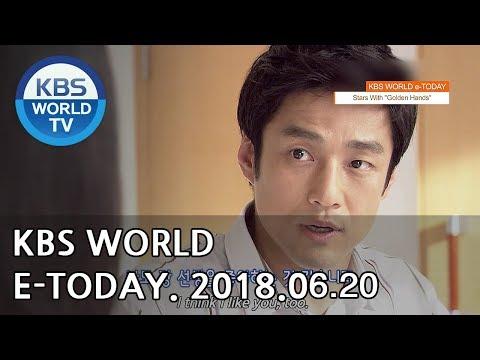 KBS WORLD e-TODAY [ENG/2018.06.20]