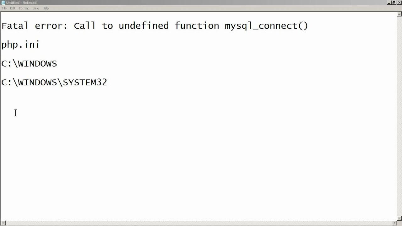 Ошибка fatal error: call to undefined function: mb_strlen() на локальном сервере денвер