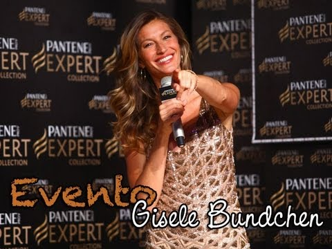 EVENTO: Pantene by Gisele Bundchen