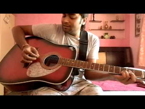 Guncha Koi - Main Meri Patni Aur Woh Guitar Cover