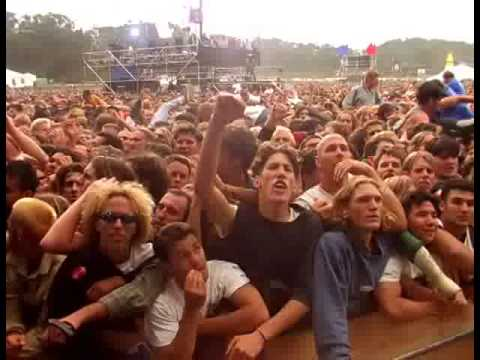 Rage Against the Machine - Bulls on Parade Free Tibet Concert 1996