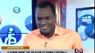 Is Avram Grant Solution to Ghana's Football - Joy News Interactive (4-12-14)