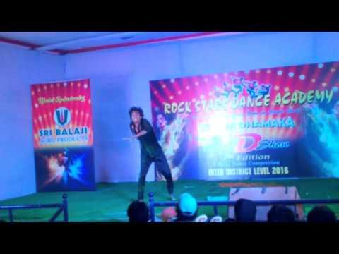 Chunar abcd2 dancing by Alok pradhan