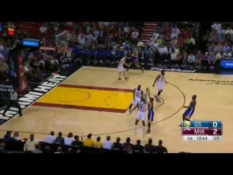 Stephen Curry Ties Kyle Korver's 3-Point Streak!