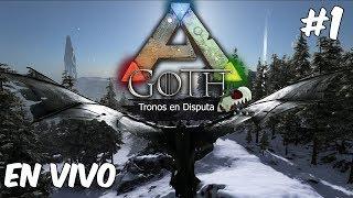 ARK GOTH - TRONOS EN DISPUTA #1 EN VIVO