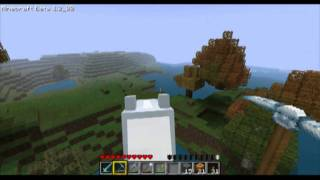 Minecraft: Mo'Creatures walkthrough Pt:1