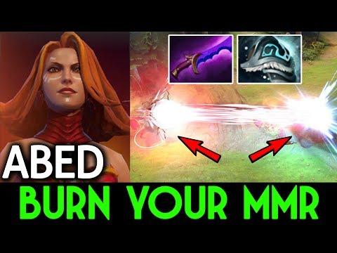 ABED Dota 2 [Lina] 10k Burn Your MMR
