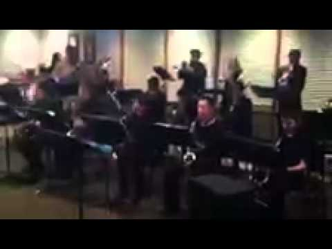 Iola Middle School Jazz Band Video #3