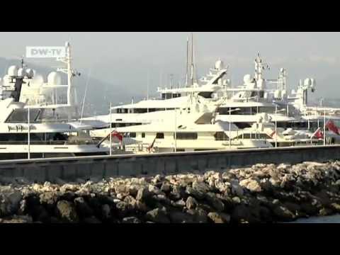 City: Die südfranzösische Stadt Antibes | euromaxx