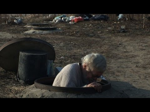 Poland's homeless go underground to survive deep freeze