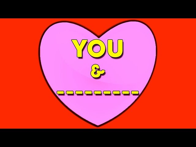 HOW MANY LETTERS DOES YOUR TRUE LOVEвS NAME HAVE?  Love Personality Quiz