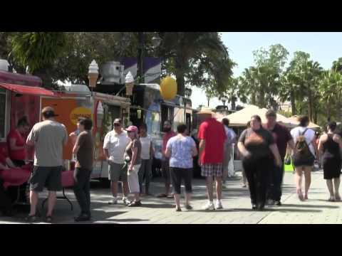 Food Truck Wars Explosion Orlando Florida