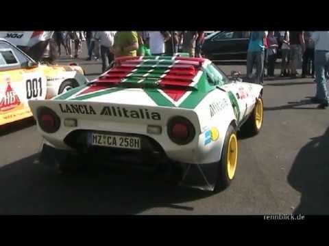 Claus Aulenbacher - Lancia Stratos