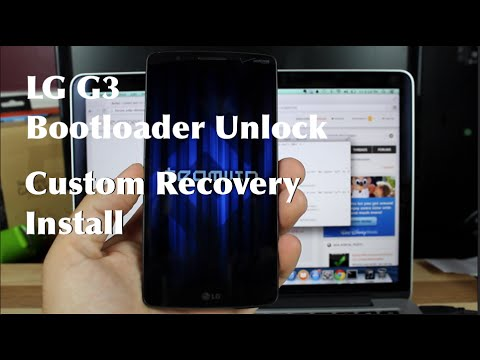 LG G3 BUMP Bootloader Unlock Custom Recovery Install ALL Variants [EASIEST METHOD]