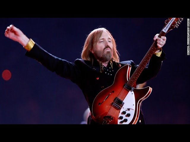 Tom Petty dies at age 66