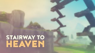 STAIRWAY TO HEAVEN (Fortnite Battle Royale)