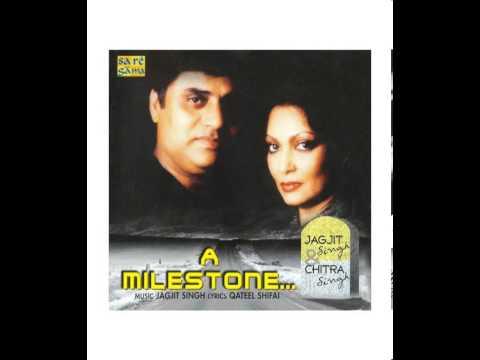 Jagjit Singh Chitra Singh A Milestone 1980 Cd Full Album video