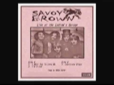 Savoy Brown - Louisiana Blues (Live)