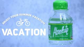 Absolute Purified Drinking Water Commercial