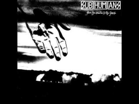 Subhumans - Waste Of Breath