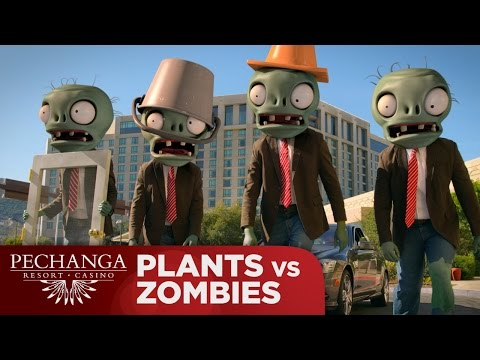 Plants vs Zombies: Zombies Night Out!