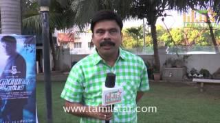 Power Star Dr.Srinivasan At Vilayattu Aarambam Shooting Spot
