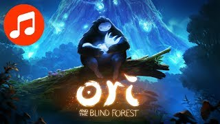 ORI AND THE BLIND FOREST Music 🎵 Lost In The Storm (Ori and the Blind Forest Soundtrack | OST)