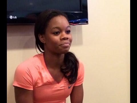 Gabby Douglas Switching Gyms and More - Inside Gymnastics Interview 2014 P&G Championships