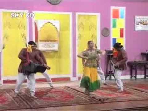 Ajj Rall k Guzaaraan Gay Raat - Nargis - Ali Shah Gillani.flv