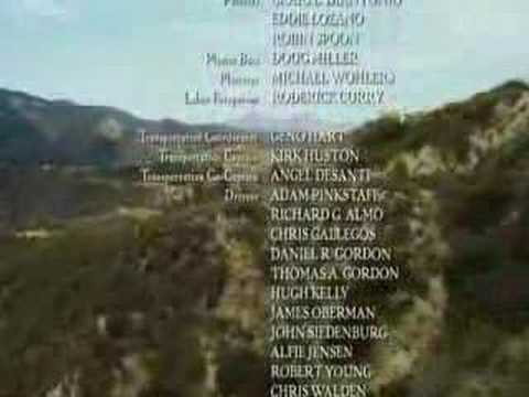 the credits
