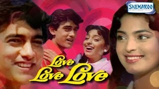 Love Love Love - Aamir Khan And Juhi Chawla - Superhit Bollywood Movies - Full Length - HQ