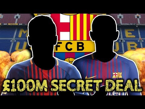 LEAKED: Barcelona To Make £100M SECRET Double Signing! | Transfer Talk