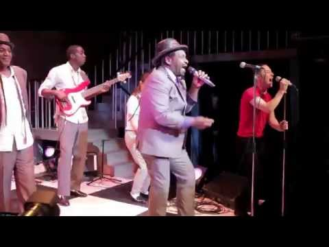 Neville Staple, Aitch Bembridge & the cast of Three Minute Heroes - Monkey Man