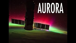 Spectacular Aurora Seen From Space