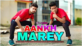 Aankh Marey New Song Simmba Neha Kakkar Aankh Marey Dance Audio Ranveer Singh