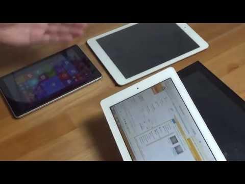 Планшет на Windows 8.1. Для чего нужен? Китайский планшет Chuwi V89