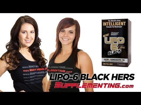 Nutrex Lipo-6 Black Hers Ultra Concentrate Reviews - Supplementing.com