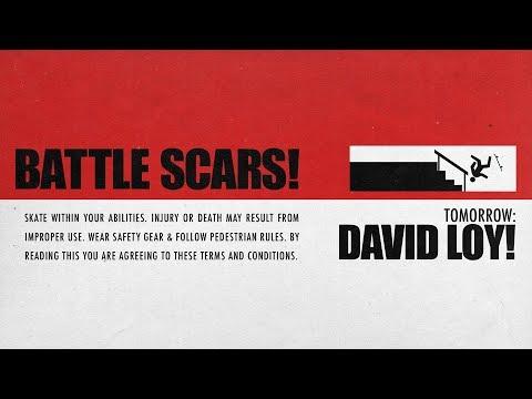 David Loy's Battle Scars | Tomorrow...