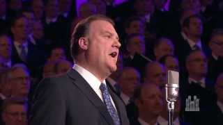 How Great Thou Art - Bryn Terfel and the Mormon Tabernacle Choir