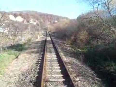 Utazás a Szilvásvárad-Putnok vasútvonalon