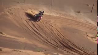 BADAYER Quad Bike and Dirtbike Motocross Track in UAE