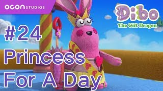 [OCON] Dibo the Gift Dragon _Ep24 Princess For A Day(Eng dub)