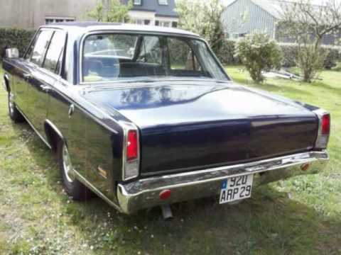 1969 Plymouth Valiant ma Plymouth Valiant de 1969