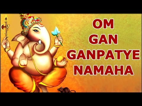Om Gan Ganpatye Namaha - Sanskrit Devotional Chant video