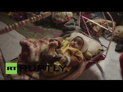 Iraq: Yazidi refugees continue to flee to UNHCR camp in Zahko