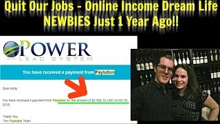 Make Money Online Step By Step 2018 - How To Make $100 A Day Online - Power Lead System