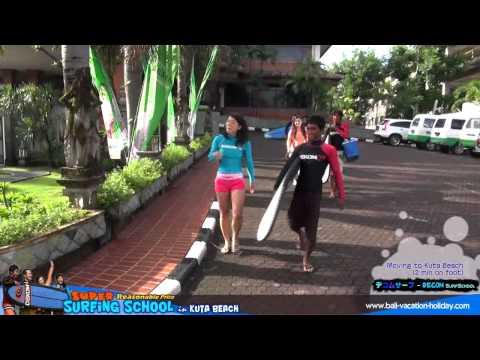 PT. HIRO CHAN Tour & Travel, Super Reasonable Price Surfing School in Kuta, Bali Island ~♪