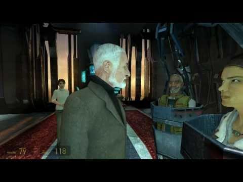 Быстрое прохождение игры Half-Life 2 done quick speedrun [HQ]